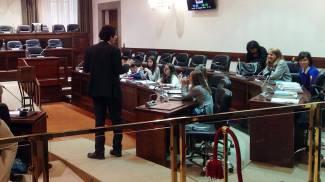Conoscere il Consiglio: come nasce una legge, 24 bambini di Empoli votano in Aula