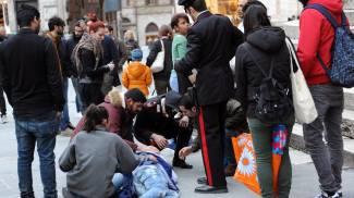Rissa tra stranieri in pieno centro a Perugia: giovane finisce in ospedale