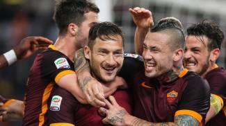 Genoa-Roma diretta: 2-3, Totti salva ancora i giallorossi