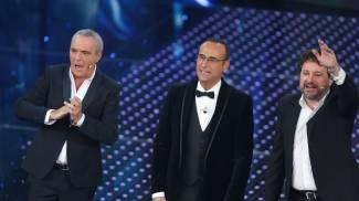Panariello, Conti e Pieraccioni, tre amici sul palco senza nostalgia