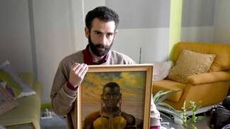 """Luvinate: nell'archivio dell'artista """"cartoline dal passato"""""""