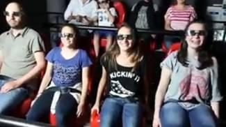A Terni il cinema 6D: dentro a un film come si fosse i protagonisti