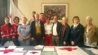 Visite mediche gratuite e vaccinazioni con la Croce Rossa