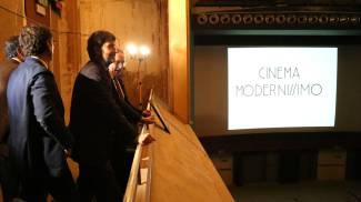 Viaggio nelle viscere del cinema Modernissimo, guarda le foto