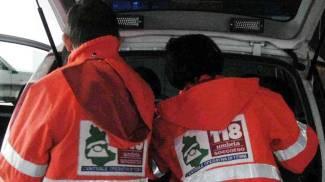 Lavena Ponte Tresa: incidente sulla statale, muore un'anziana a bordo di un motorino