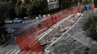Lavori alla Palla: problemi per il traffico