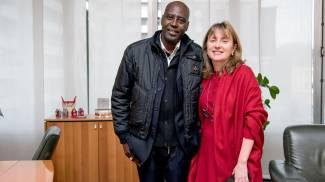 Sesto, salvò vita a una donna: permesso di soggiorno al senegalese eroe