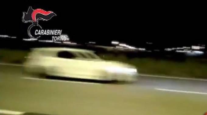 Gare auto clandestine, denunciati piloti nel Torinese