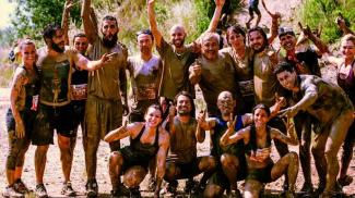 Inferno Run, in tremila di corsa tra fango e ostacoli