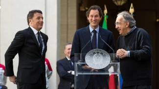 """Renzi assicura: """"Maserati a Modena non perderà posti di lavoro"""""""