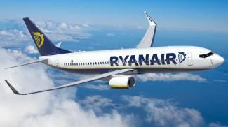 Ryanair, quattro nuove destinazioni da Pisa