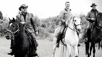 Image Si, viaggiare: da Milano a Roma a cavallo, sulle orme di Lucio Battisti