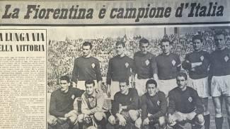 Fiorentina, quello storico pari a Trieste: 60 anni fa il primo scudetto