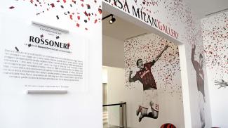 Mostra a Casa Milan: 6 opere per celebrare l'epopea rossonera