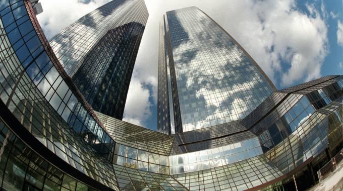Deutsche Bank indagata da pm di Trani. L'accusa: manipolazione di mercato