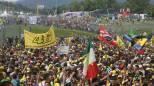 MotoGp, Mugello boom: in 130mila per Valentino Rossi