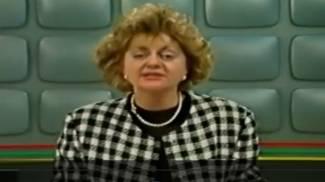 Addio a Rina Rossetti volto noto del Tg Marche