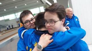 Manuel e Manuel, campioni nello sport e nella vita