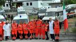 Croce Verde, un nuovo mezzo in dono dalla Capitaneria di porto