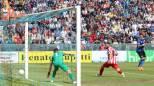 Maceratese sconfitta 3-1, il sogno finisce a Pisa
