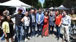 Le foto della Festa multietnica in via Bentivogli