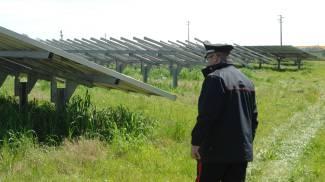 Porto Tolle, maxi furto di pannelli fotovoltaici