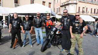 Ad Adria e Rovigo un maxi raduno di moto Harley Davidson
