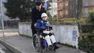 Segrate, dalla Spagna un sogno per Francesca: tornare a camminare