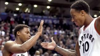 NBA playoff, Toronto batte Cleveland 105-99. Lowry e DeRozan 67 punti