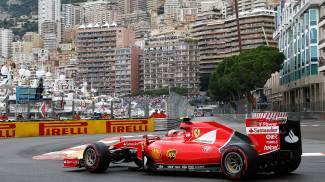F1 GP Monaco, Ferrari e Raikkonen ci provano