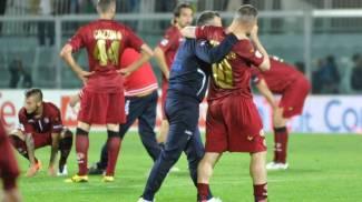 """Livorno-Lanciano, """"Ferrari ha simulato"""". La prova tv inchioda l'attaccante abruzzese"""