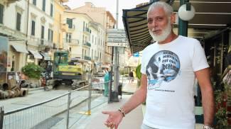 """Lavori in corso Matteotti, """"Il cantiere chiuderà il 4 giugno"""""""