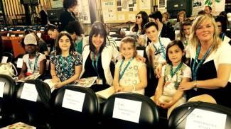 San Bernardino, scuola premiata a Palermo dalla Fondazione Falcone