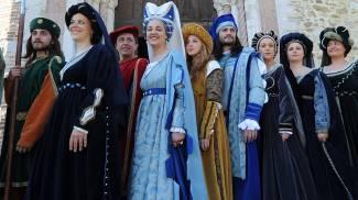'Perugia 1416' dietro le quinte, ecco come sarà preparato il corteo