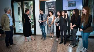 Le foto della premiazione del 'Teatro in Classe' all'Arena del Sole/FOTO