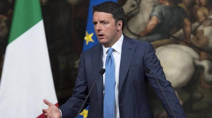 """Renzi: """"Riforme, M5S e Lega contrari perché temono per la poltrona. Pensioni, lavoriamo sulle minime"""""""