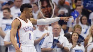 NBA playoff, Oklahoma annienta i Warriors 118-94 e va 3-1. Westbrook sublime tripla doppia / VIDEO