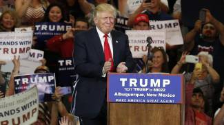Usa, Trump vince a Washington. E' a un passo da nomination