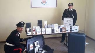 Desenzano del Garda, fermati 'turisti' del furto in negozi e centri commerciali
