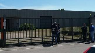 Cappella Cantone, sequestrato capannone per reati ambientali