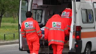 Incidente sul lungomare, due ciclisti feriti