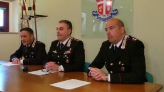 Estorsione mafiosa a notaio perugino: due arresti