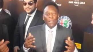 Bocelli & Zanetti Night, da Pelé a Belen: red carpet di stelle per il concerto benefico