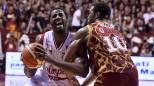 Basket playoff semi finali gara 4, Venezia-Milano 80-88: serie in pareggio