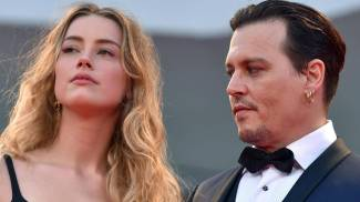 Tra Johnny Depp e Amber Heard è già finita. Lei chiede il divorzio
