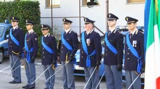 Polizia di Stato, a Sondrio la festa per il 164° anniversario /FOTO