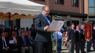 La polizia celebra il 164esimo anniversario della fondazione