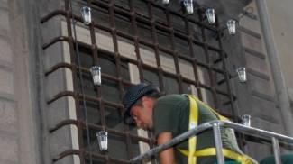 Luminara: servono 150 persone per accendere i lumini