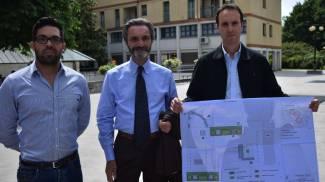 Varese, restyling da 160mila euro alle Bustecche