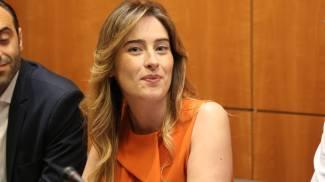 Elezioni, Maria Elena Boschi tira la volata a Gnassi / FOTO